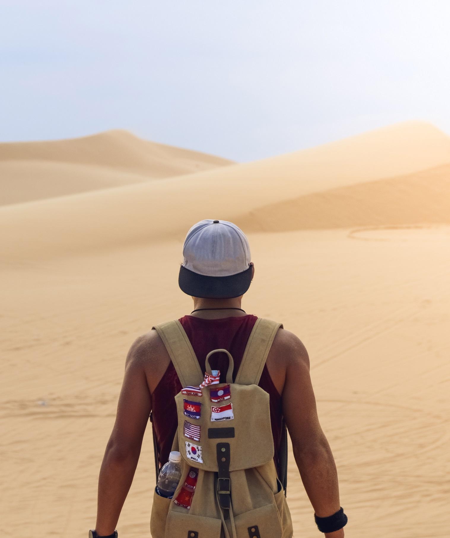 preparez votre corps pour la randonnée