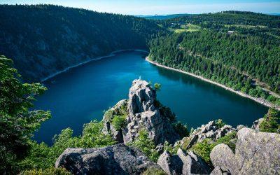La randonnée du lac Blanc en Alsace